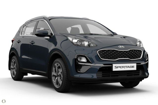 New Kia Sportage QL MY21 S 2WD Reynella, 2020 Kia Sportage QL MY21 S 2WD Blue 6 Speed Sports Automatic Wagon