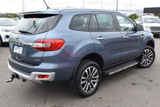 2019 Ford Everest UA II 2020.25MY Titanium Blue Reflex 10 Speed Sports Automatic SUV.