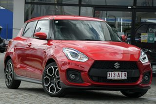 2020 Suzuki Swift AZ Series II Sport Burning Red 6 Speed Sports Automatic Hatchback.