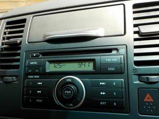 2006 Nissan Tiida C11 ST Grey 4 Speed Automatic Sedan