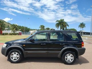 2005 Ford Escape ZB XLS Black 4 Speed Automatic SUV