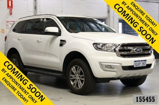 2017 Ford Everest UA MY17.5 Trend (4WD) White 6 Speed Automatic SUV