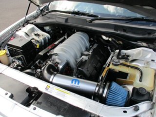 2009 Chrysler 300C MY2010 SRT-8 Silver 5 Speed Sports Automatic Sedan