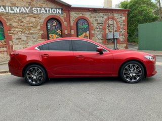 2013 Mazda 6 GJ1031 Touring SKYACTIV-Drive Soul Red 6 Speed Sports Automatic Sedan.