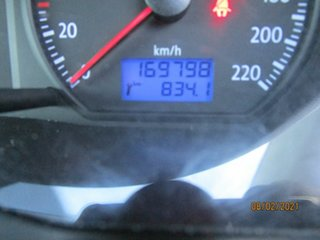 2008 Volkswagen Polo 9N MY08 Upgrade Pacific Red 5 Speed Manual Hatchback