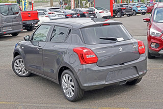 2020 Suzuki Swift AZ Series II GL Navigator Mineral Grey 5 Speed Manual Hatchback.
