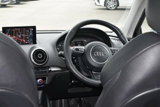 2014 Audi A3 8V Ambition Sportback S Tronic Billet Silver 7 Speed Sports Automatic Dual Clutch