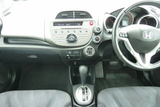 2009 Honda Jazz GE VTi-S Silver 5 Speed Automatic Hatchback