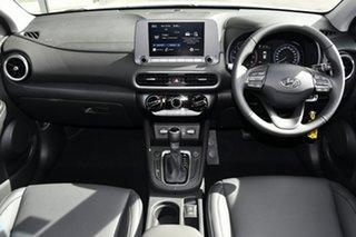 2020 Hyundai Kona Os.v4 MY21 Active (FWD) ATLAS WHITE Continuous Variable Wagon