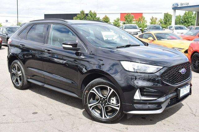 Used Ford Endura CA 2019MY ST-Line Essendon Fields, 2019 Ford Endura CA 2019MY ST-Line Black 8 Speed Sports Automatic Wagon