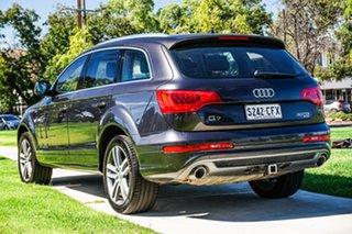 2011 Audi Q7 (No Series) TDI Black Sports Automatic Wagon.