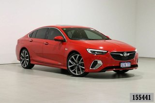 2018 Holden Commodore ZB VXR Red 9 Speed Automatic Liftback.