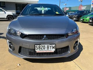 2017 Mitsubishi Lancer CF MY17 Black Edition Titanium 6 Speed Constant Variable Sedan.