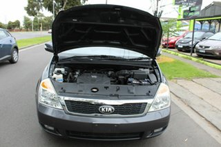 2012 Kia Grand Carnival VQ MY12 Platinum Grey 6 Speed Sports Automatic Wagon