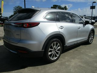 2016 Mazda CX-9 TC Azami SKYACTIV-Drive i-ACTIV AWD Silver 6 Speed Sports Automatic Wagon