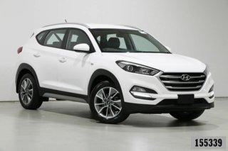 2018 Hyundai Tucson TL MY18 Active X (FWD) White 6 Speed Automatic Wagon.