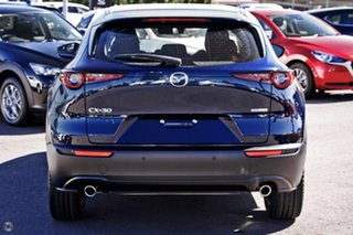 2020 Mazda CX-30 DM2W7A G20 SKYACTIV-Drive Evolve Blue 6 Speed Sports Automatic Wagon.