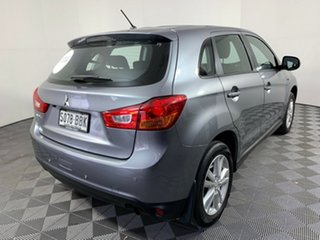 2014 Mitsubishi ASX XB MY15 LS 2WD Titanium 6 Speed Constant Variable Wagon