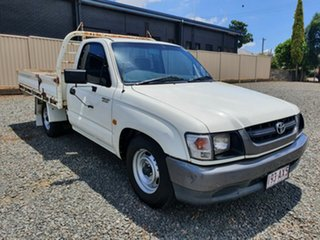 2002 Toyota Hilux RZN149R MY02 4x2 5 Speed Manual Cab Chassis.