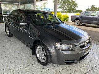 2009 Holden Commodore VE MY09.5 Omega Grey 4 Speed Automatic Sedan