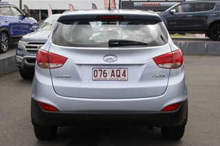 2012 Hyundai ix35 LM MY12 Active Blue 5 Speed Manual Wagon