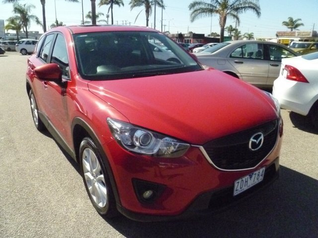 Used Mazda CX-5 KE1021 Grand Touring SKYACTIV-Drive AWD Moorabbin, 2012 Mazda CX-5 KE1021 Grand Touring SKYACTIV-Drive AWD Red 6 Speed Sports Automatic Wagon