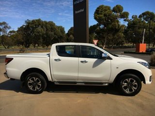 2019 Mazda BT-50 UR0YG1 XTR Cool White 6 Speed Sports Automatic Utility.