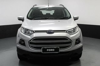 2016 Ford Ecosport BK Trend Silver 5 Speed Manual Wagon.