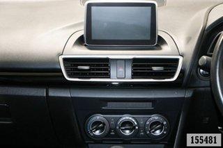 2015 Mazda 3 BM MY15 Maxx White 6 Speed Automatic Sedan