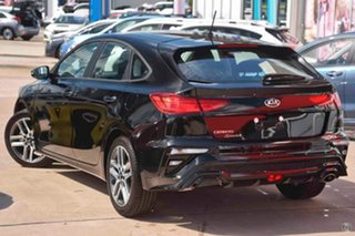 2020 Kia Cerato BD MY21 Sport+ Black 6 Speed Sports Automatic Hatchback