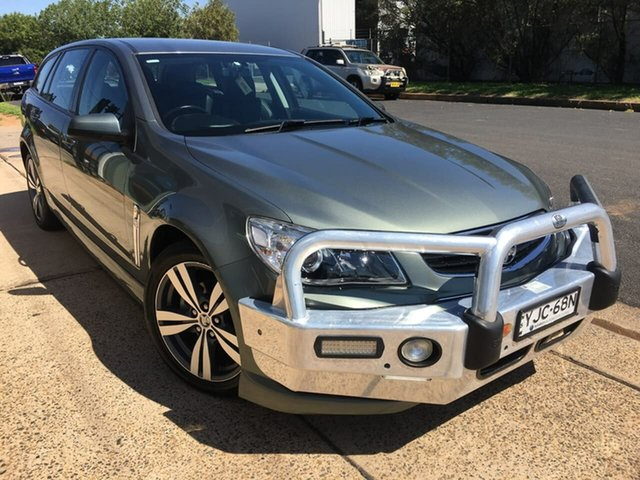 Used Holden Commodore VF SV6 Dubbo, 2013 Holden Commodore VF SV6 Grey Sports Automatic