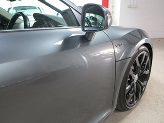 2010 Audi R8 MY10 Quattro Grey 6 Speed Sports Automatic Single Clutch Coupe