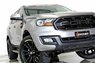 2018 Ford Everest UA II MY19 Ambiente (RWD 5 Seat) Grey 6 Speed Automatic SUV