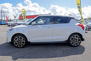 2020 Suzuki Swift AZ Series II Sport White 6 Speed Sports Automatic Hatchback