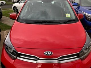 2020 Kia Picanto JA MY20 GT-Line Signal Red 4 Speed Automatic Hatchback