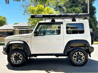 2019 Suzuki Jimny JB74 White 5 Speed Manual Hardtop