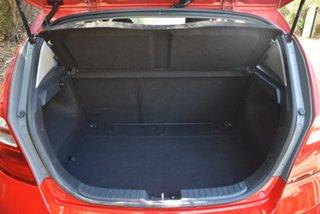 2011 Hyundai i30 FD MY11 SX Red 5 Speed Manual Hatchback