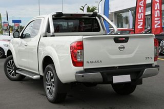 2020 Nissan Navara D23 S4 MY20 ST-X King Cab Polar White 7 Speed Sports Automatic Utility.