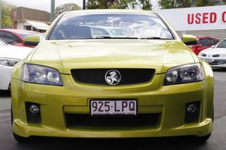 2008 Holden Commodore VE SV6 Green 5 Speed Sports Automatic Sedan.