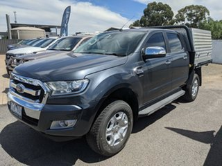 2015 Ford Ranger XLT Grey 6 Speed Automatic Utility.