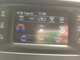 2015 Jeep Cherokee KL MY16 Longitude (4x4) White 9 Speed Automatic Wagon