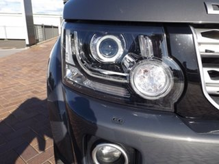 2015 Land Rover Discovery Series 4 L319 MY16 HSE 8 Speed Sports Automatic Wagon