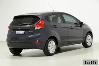 2015 Ford Fiesta WZ Sport Grey 5 Speed Manual Hatchback
