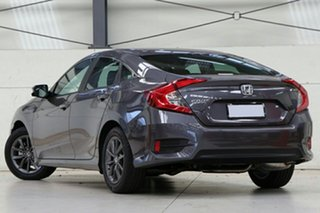 2020 Honda Civic 10th Gen MY20 VTi-S Modern Steel 1 Speed Constant Variable Sedan.