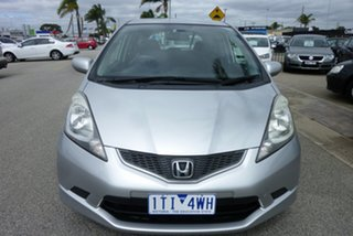 2009 Honda Jazz GE VTi-S Silver 5 Speed Automatic Hatchback.