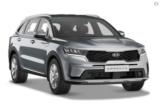 2020 Kia Sorento MQ4 MY21 S Silver 8 Speed Sports Automatic Wagon