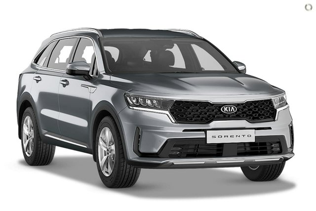 New Kia Sorento MQ4 MY21 S Reynella, 2020 Kia Sorento MQ4 MY21 S Silver 8 Speed Sports Automatic Wagon