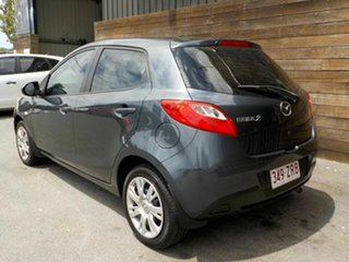 2012 Mazda 2 DE10Y2 MY12 Neo Grey 4 Speed Automatic Hatchback