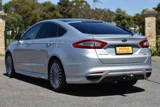 2015 Ford Mondeo MD Titanium Silver 6 Speed Sports Automatic Hatchback