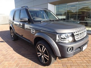 2015 Land Rover Discovery Series 4 L319 MY16 HSE 8 Speed Sports Automatic Wagon.